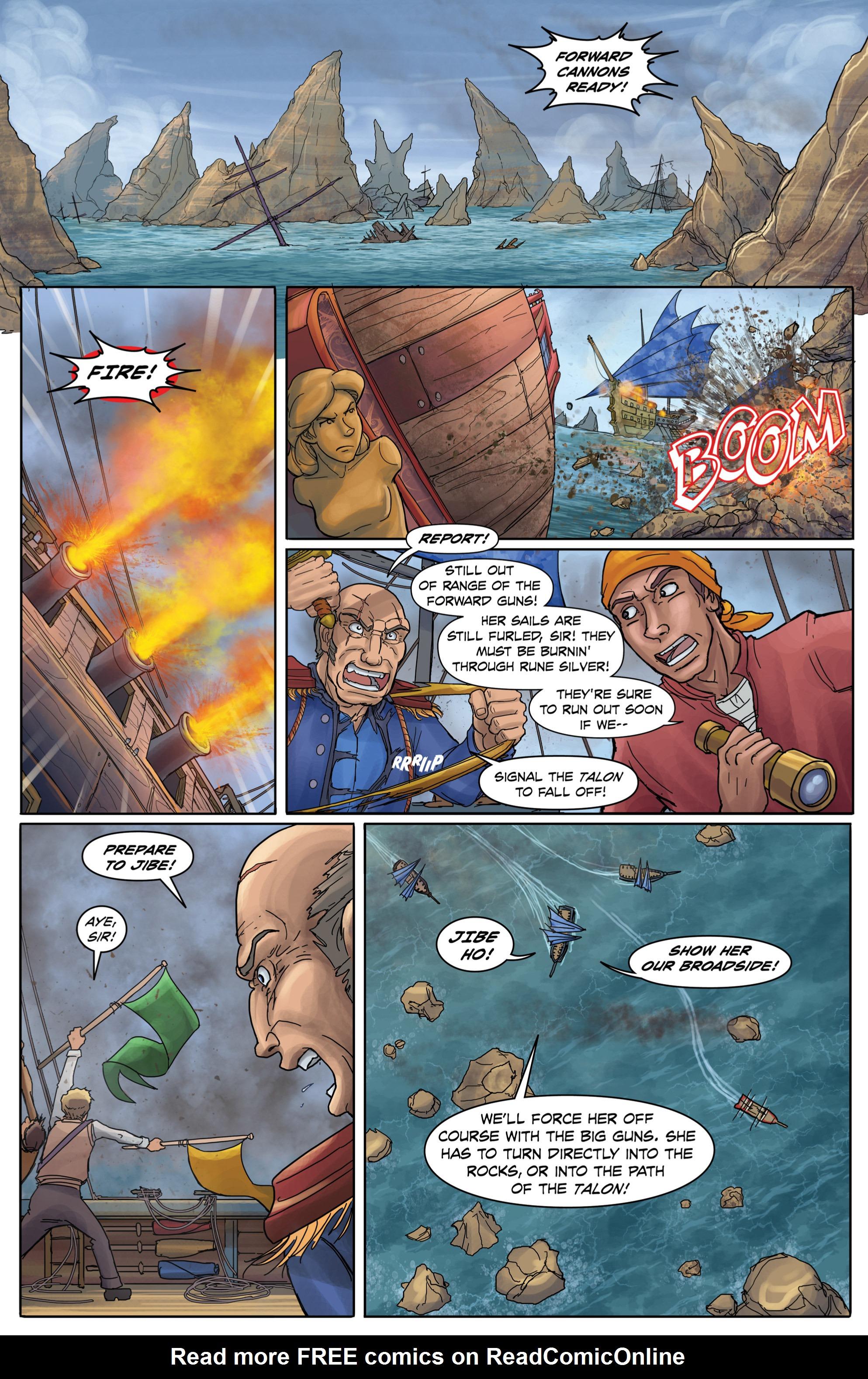 Read online Anne Bonnie comic -  Issue #2 - 5