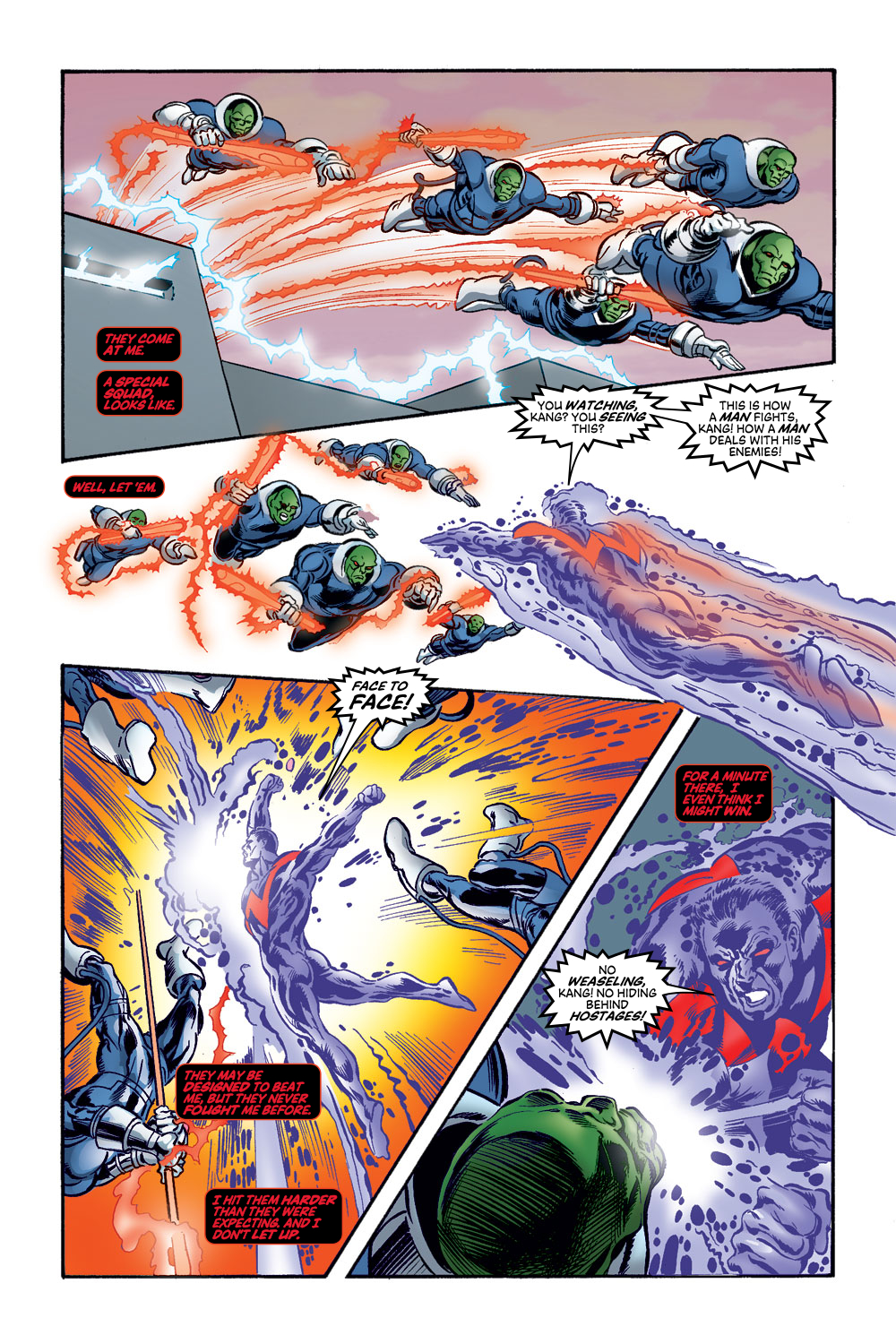 Read online Avengers (1998) comic -  Issue #51 - 17