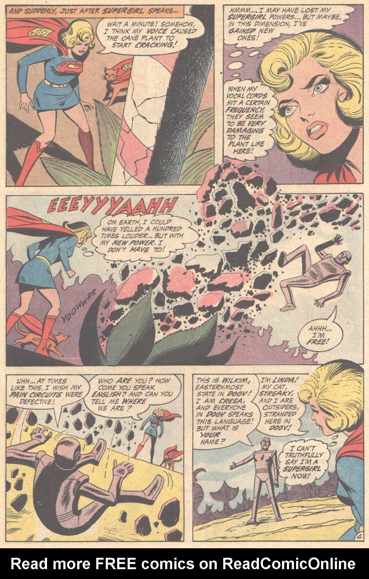 Read online Adventure Comics (1938) comic -  Issue #394 - 6