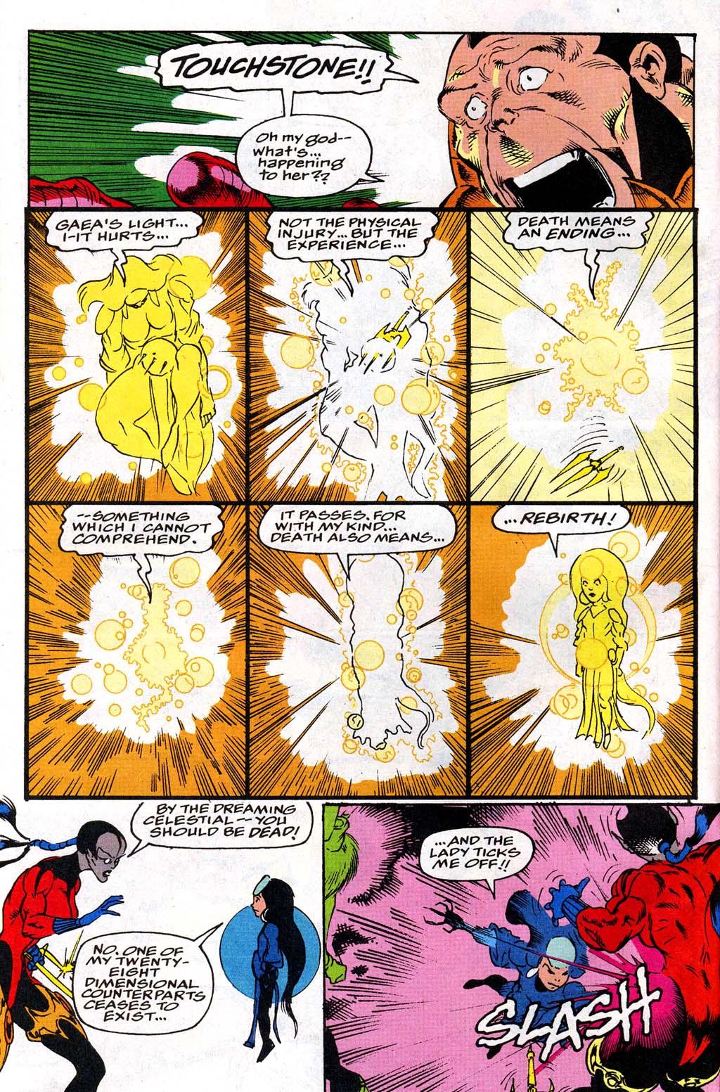 Read online Blackwulf comic -  Issue #10 - 7