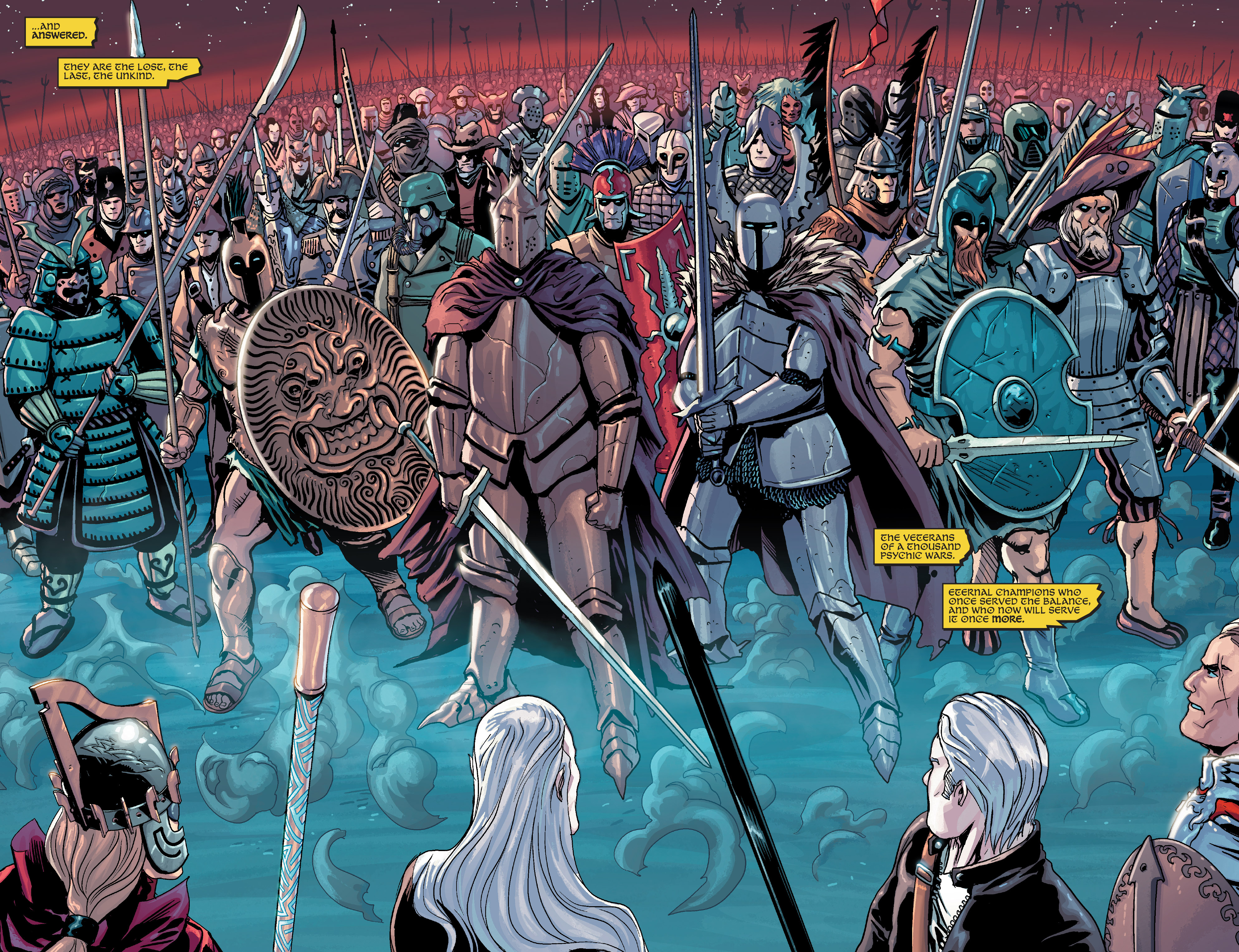 Read online Elric: The Balance Lost comic -  Issue # TPB 3 - 50
