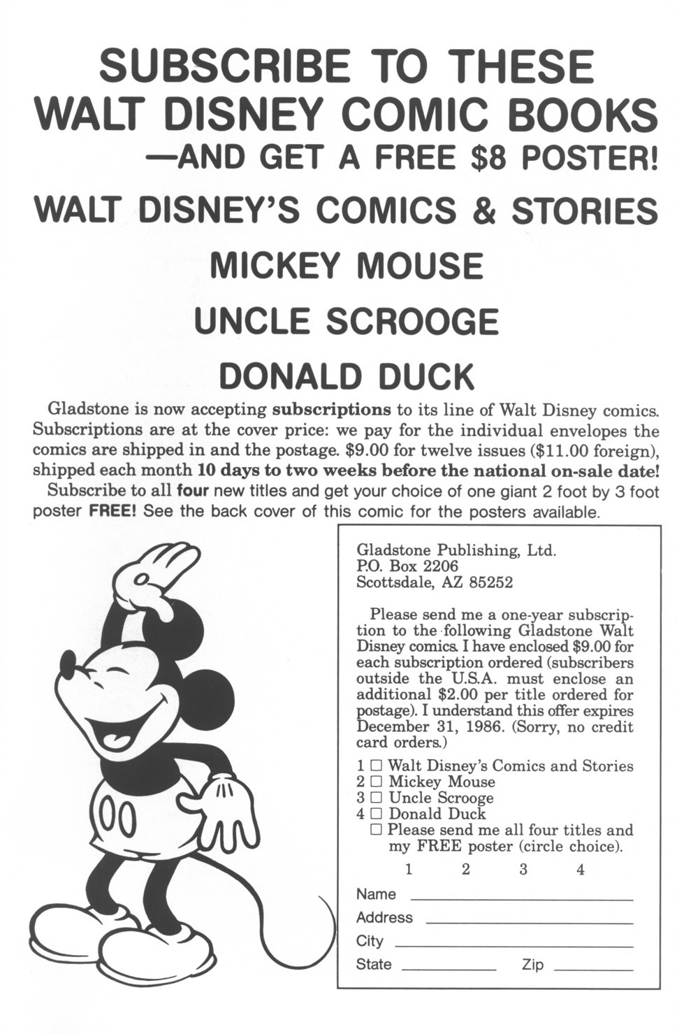 Walt Disney's Donald Duck (1986) issue 247 - Page 35