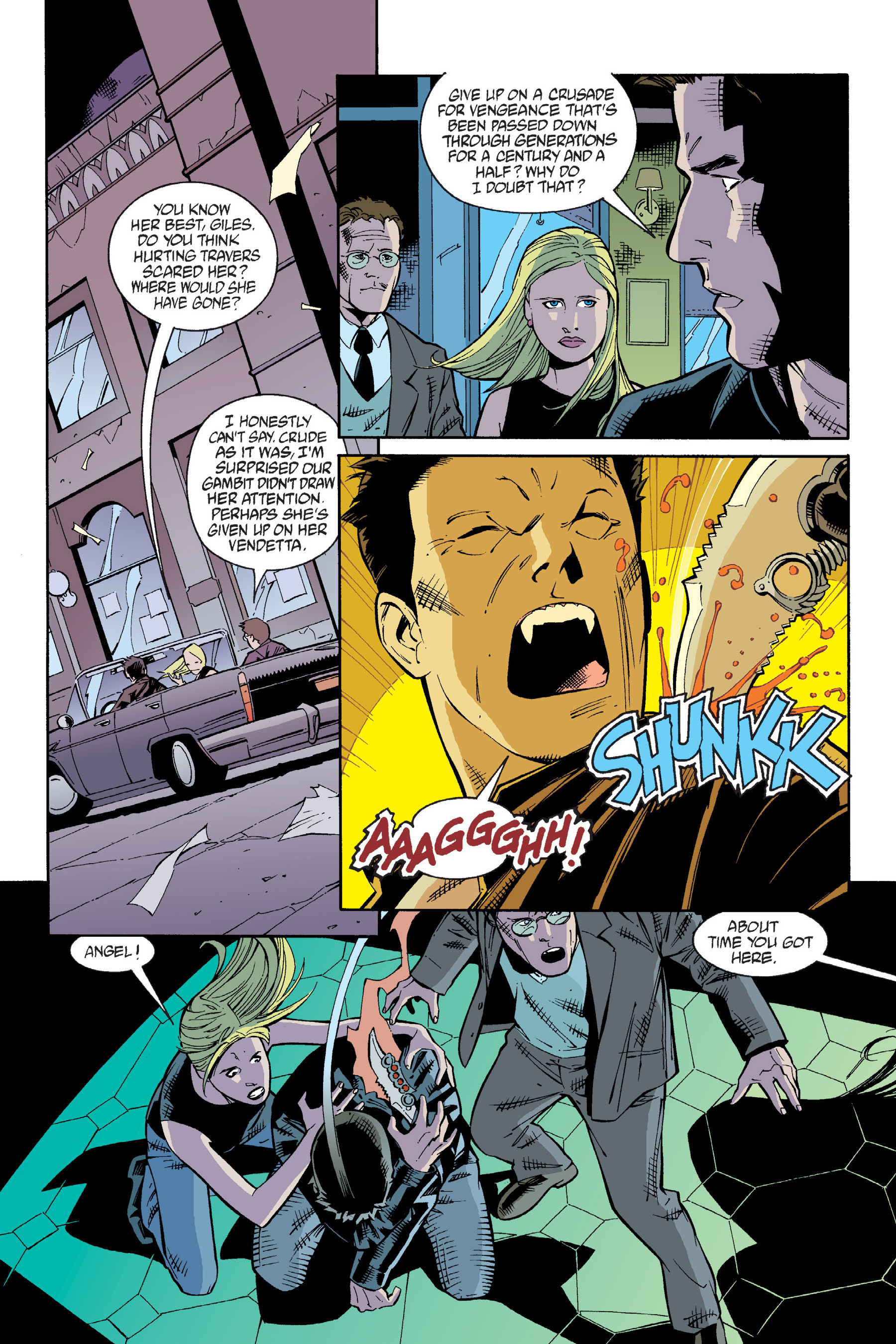 Read online Buffy the Vampire Slayer: Omnibus comic -  Issue # TPB 6 - 175