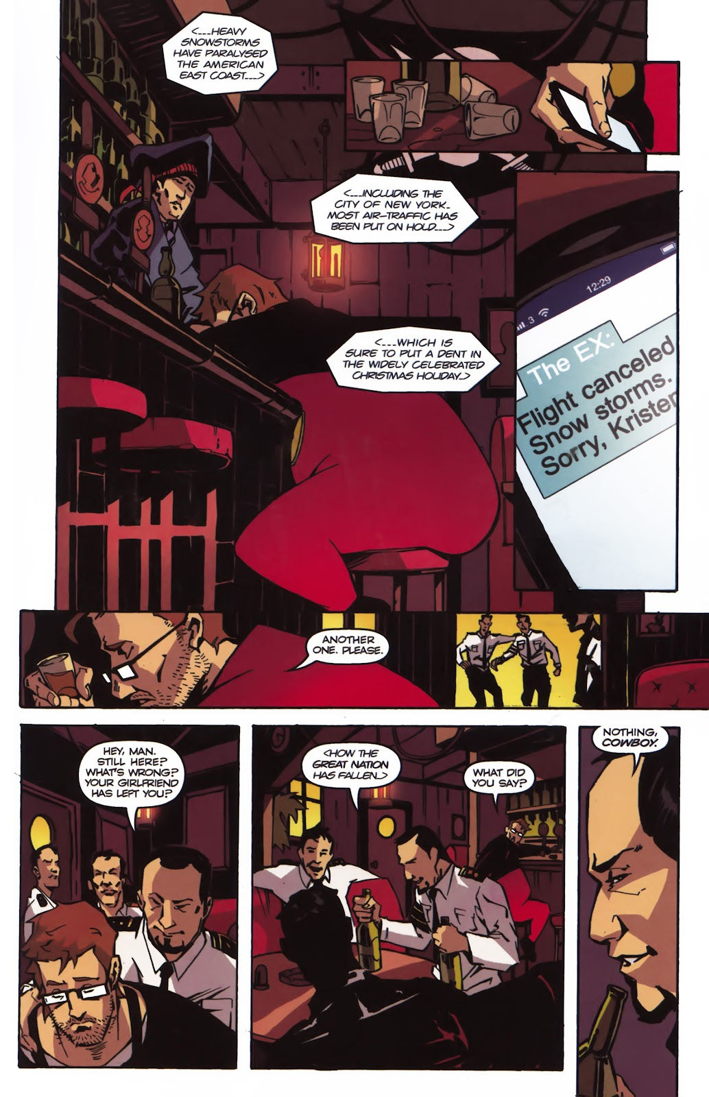 Read online Ricky Rouse Has A Gun comic -  Issue # TPB (Part 1) - 62
