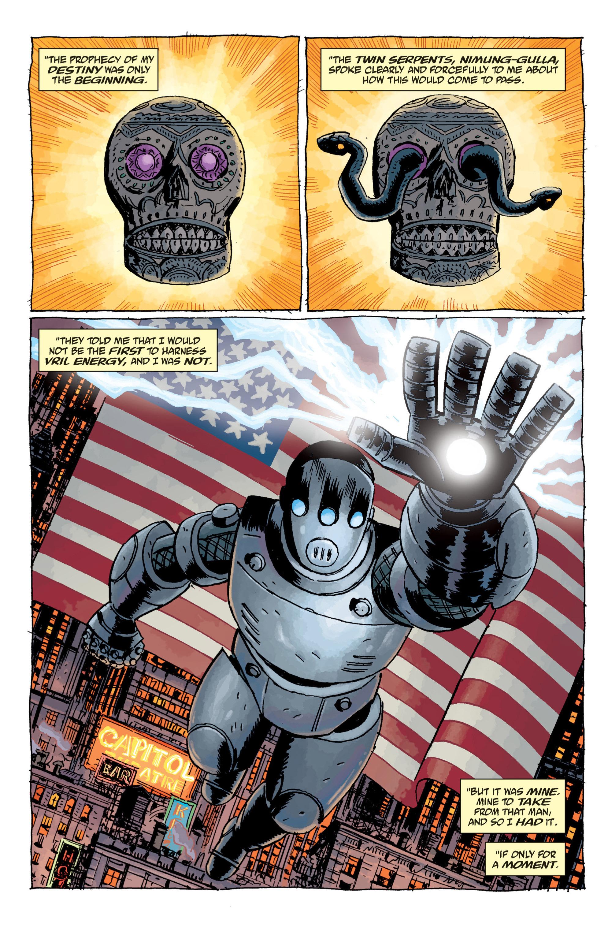 Read online B.P.R.D. (2003) comic -  Issue # TPB 11 - 100