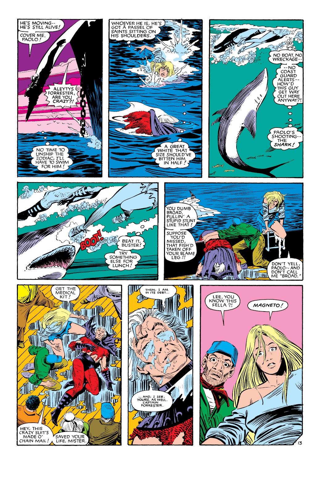 Uncanny X-Men (1963) issue 188 - Page 14