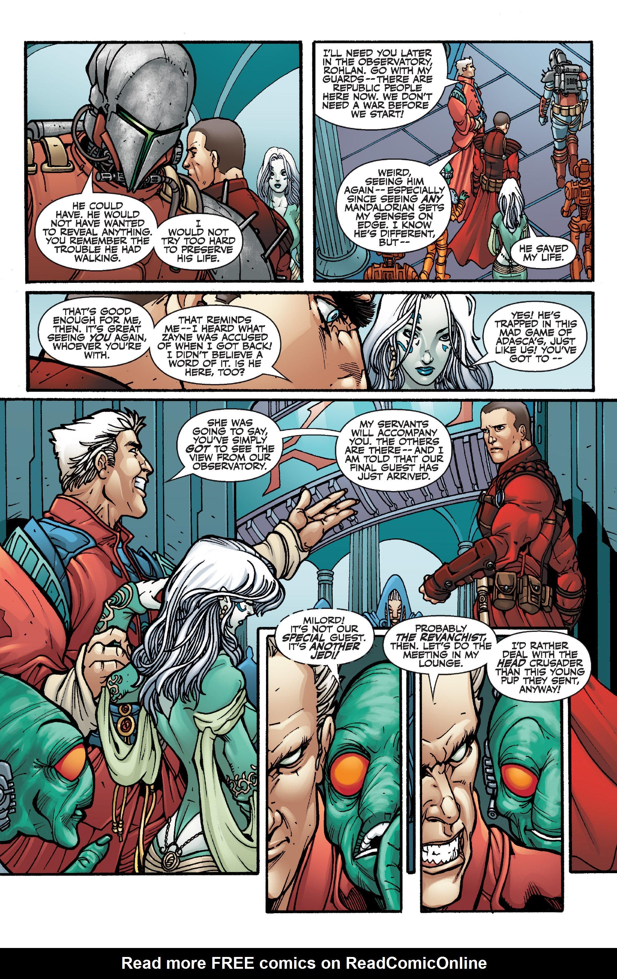 Read online Star Wars Omnibus comic -  Issue # Vol. 32 - 18