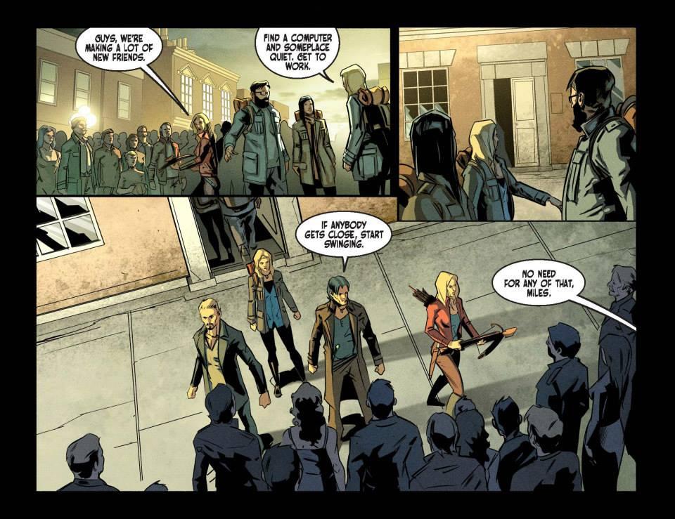 Read online Revolution (2015) comic -  Issue #2 - 16