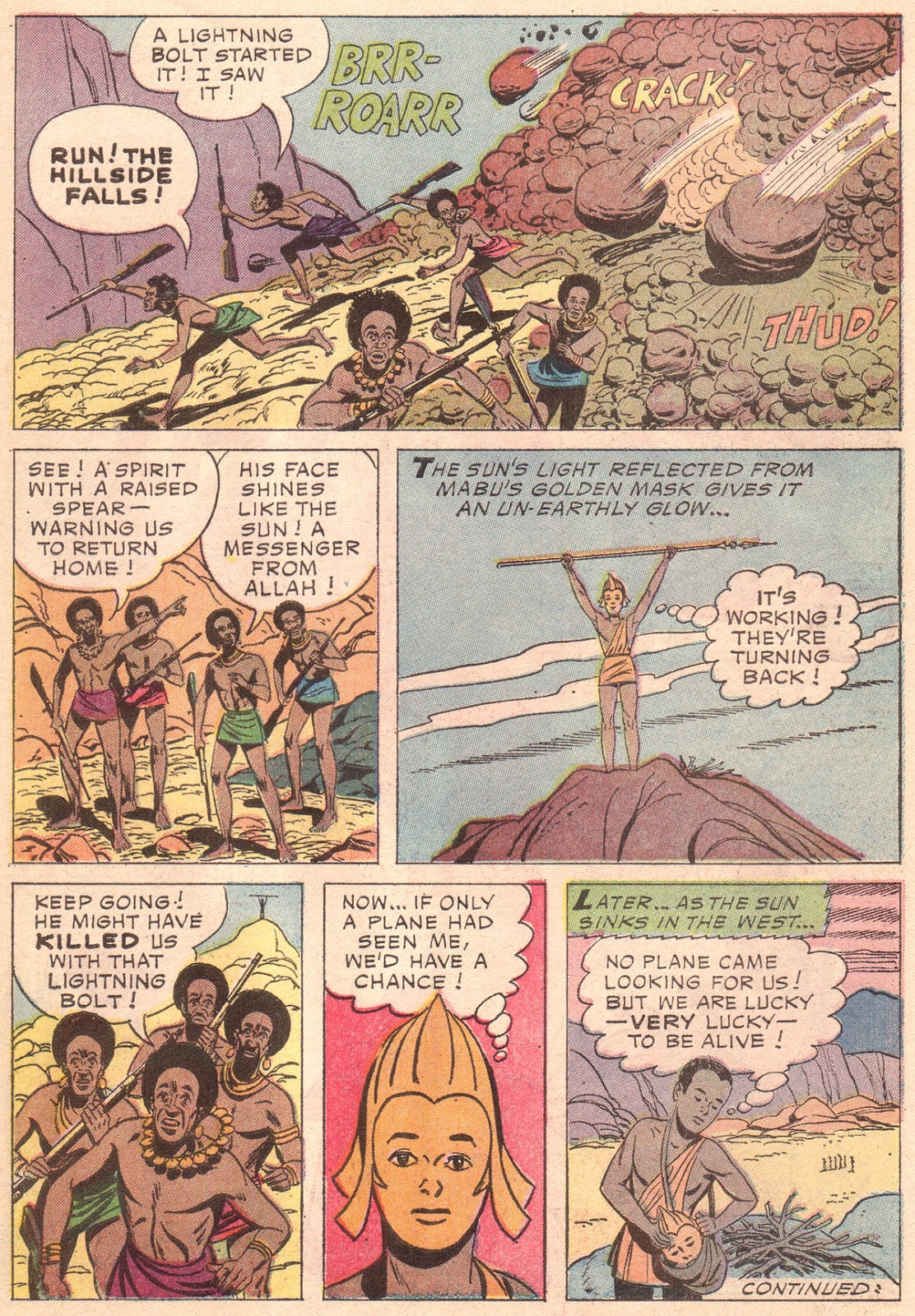 Korak, Son of Tarzan (1964) issue 35 - Page 31