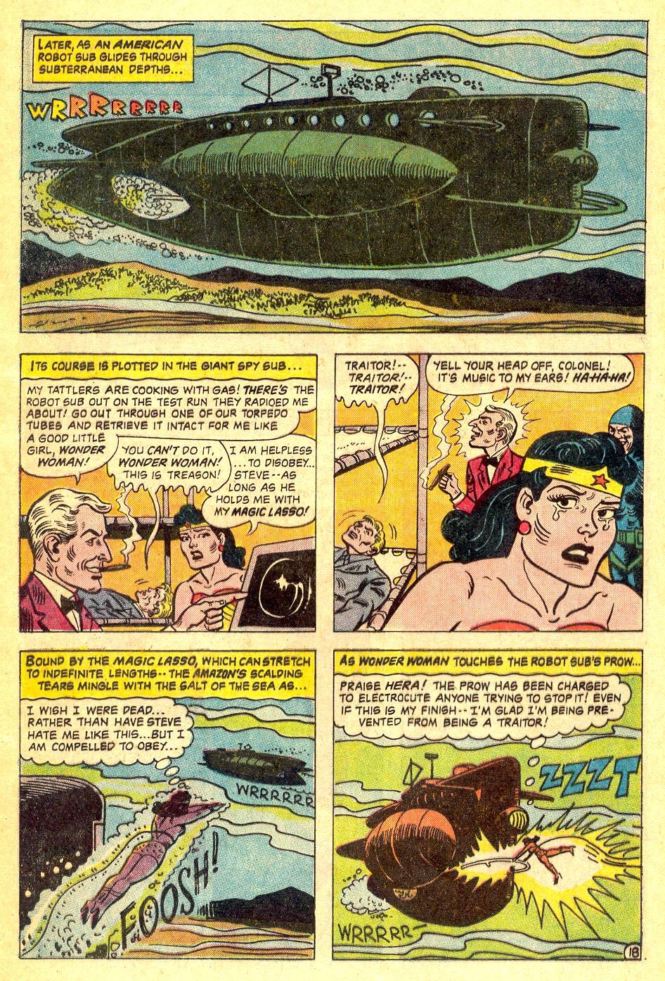 Read online Wonder Woman (1942) comic -  Issue #164 - 24