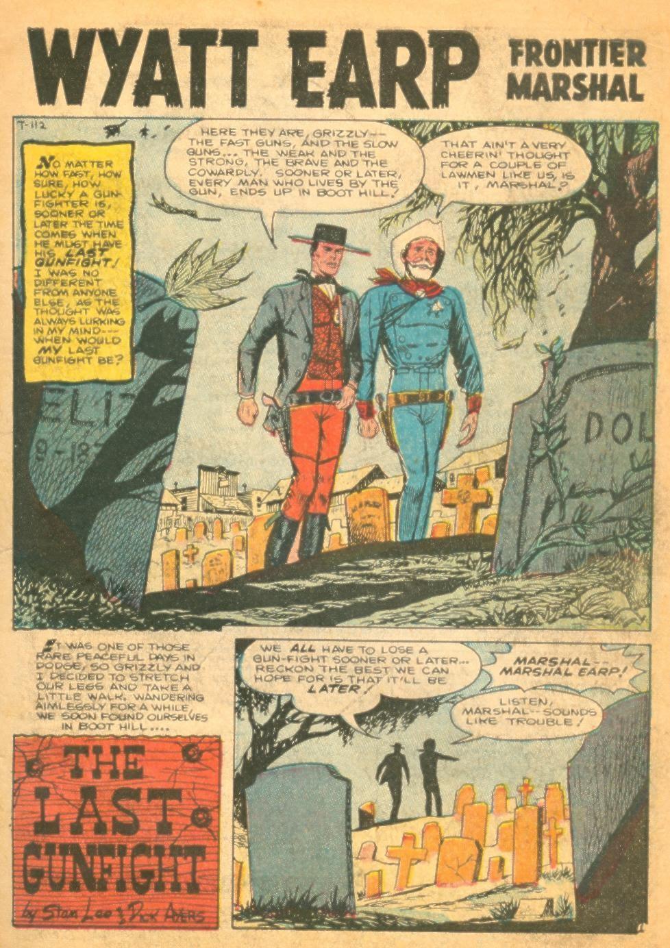 Wyatt Earp issue 21 - Page 3