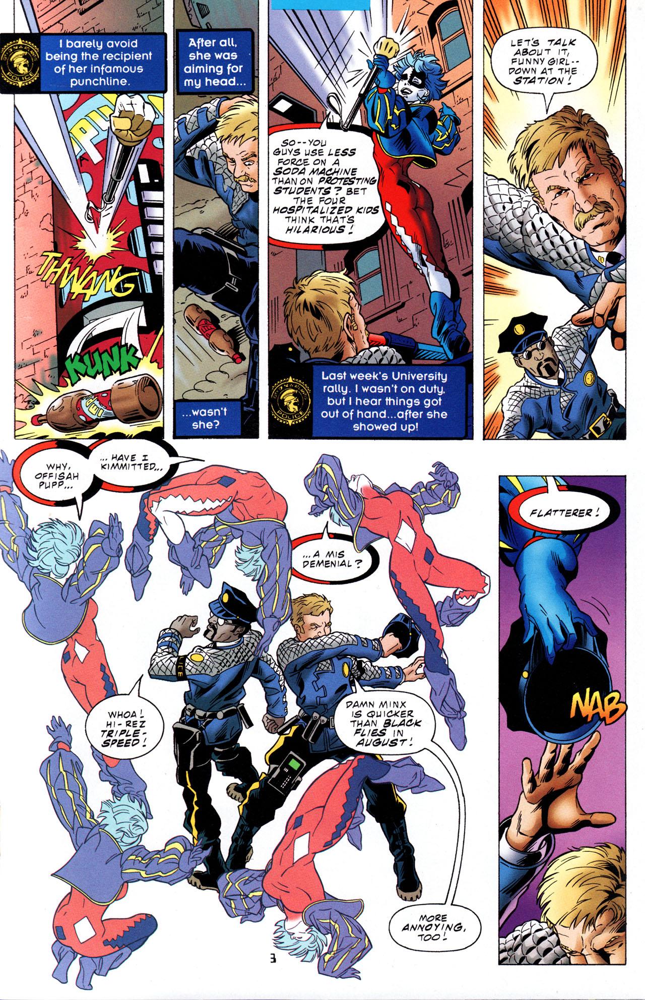 Read online Tangent Comics/ The Joker comic -  Issue # Full - 4