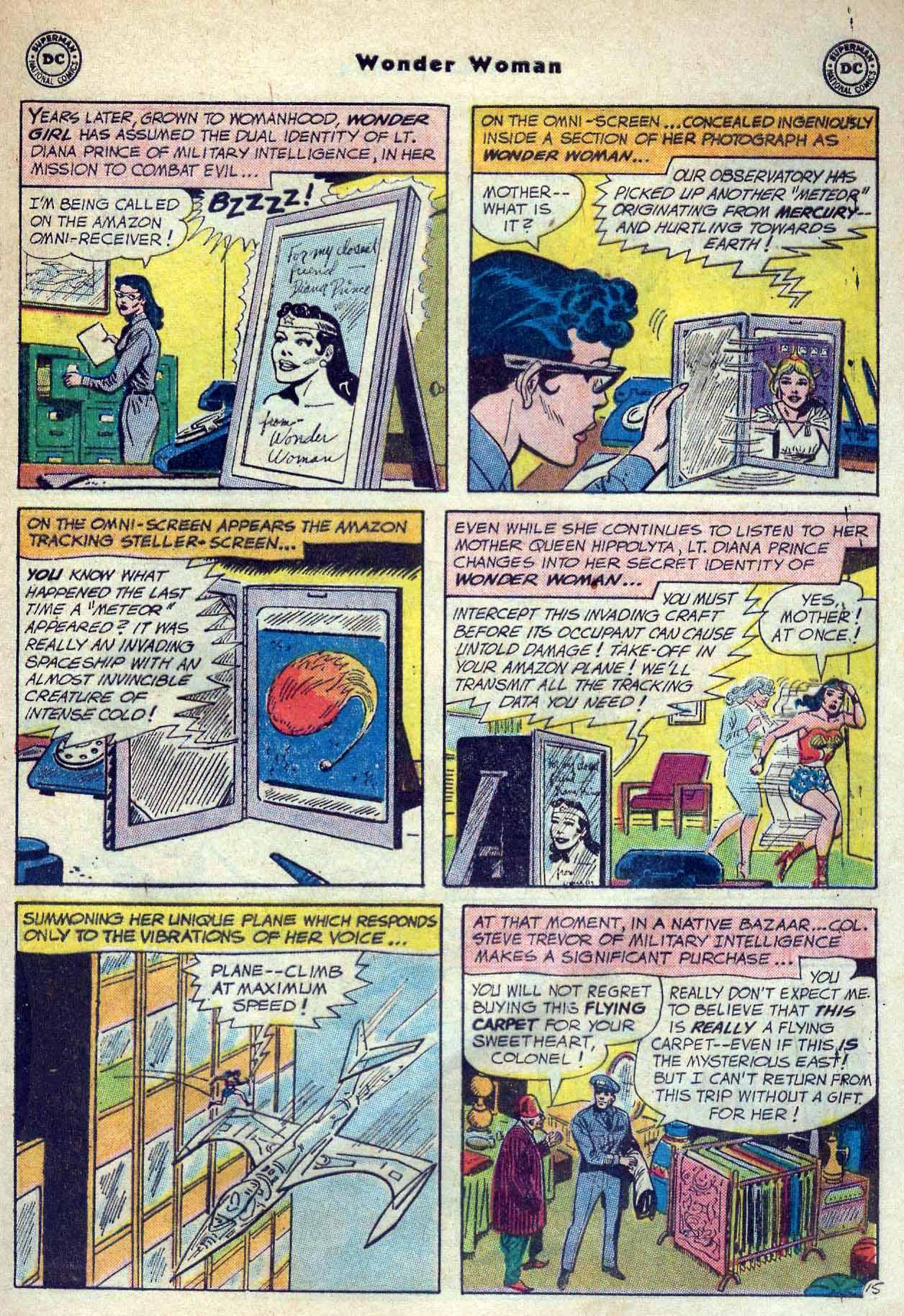 Read online Wonder Woman (1942) comic -  Issue #120 - 21