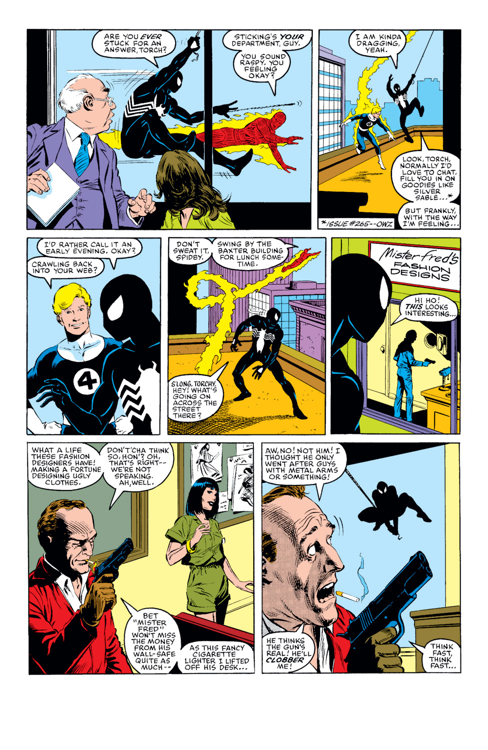 The Amazing Spider-Man (1963) 267 Page 3