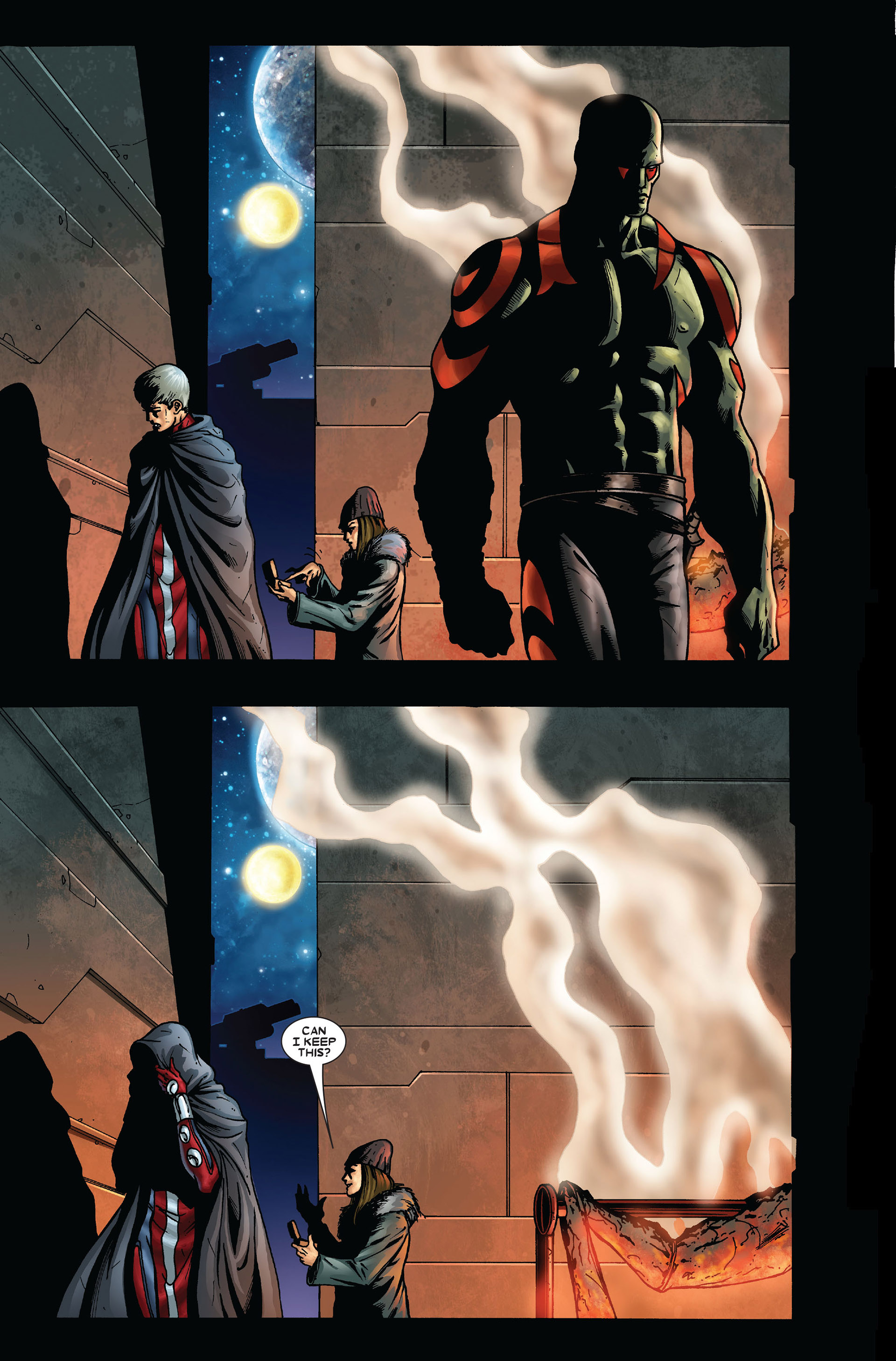Read online Annihilation comic -  Issue #2 - 8