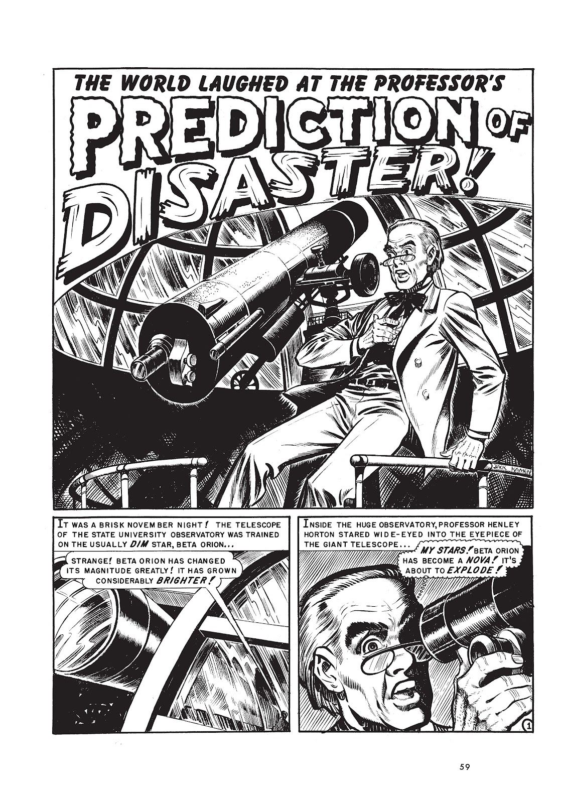 Read online The Martian Monster and Other Stories comic -  Issue # TPB (Part 1) - 74