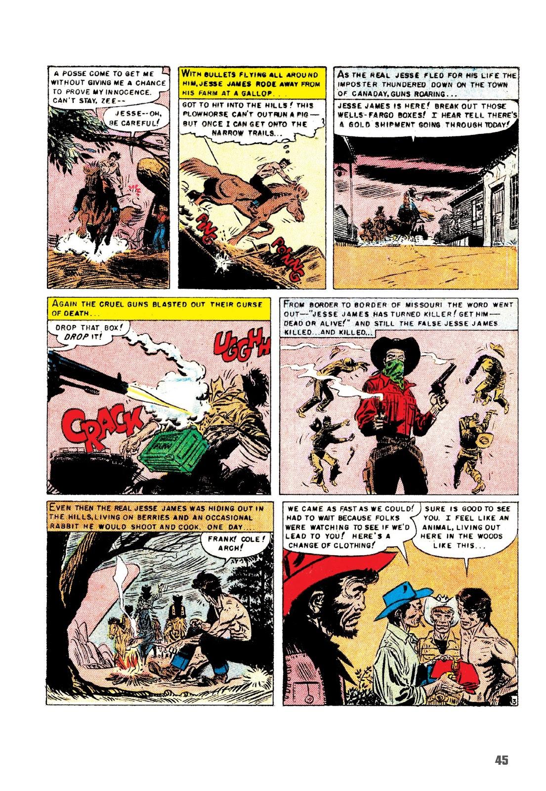 Read online The Joe Kubert Archives comic -  Issue # TPB (Part 1) - 56