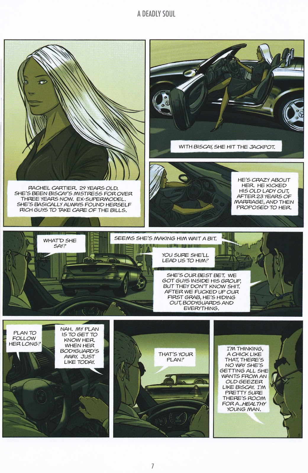 Read online The Killer comic -  Issue #9 - 7