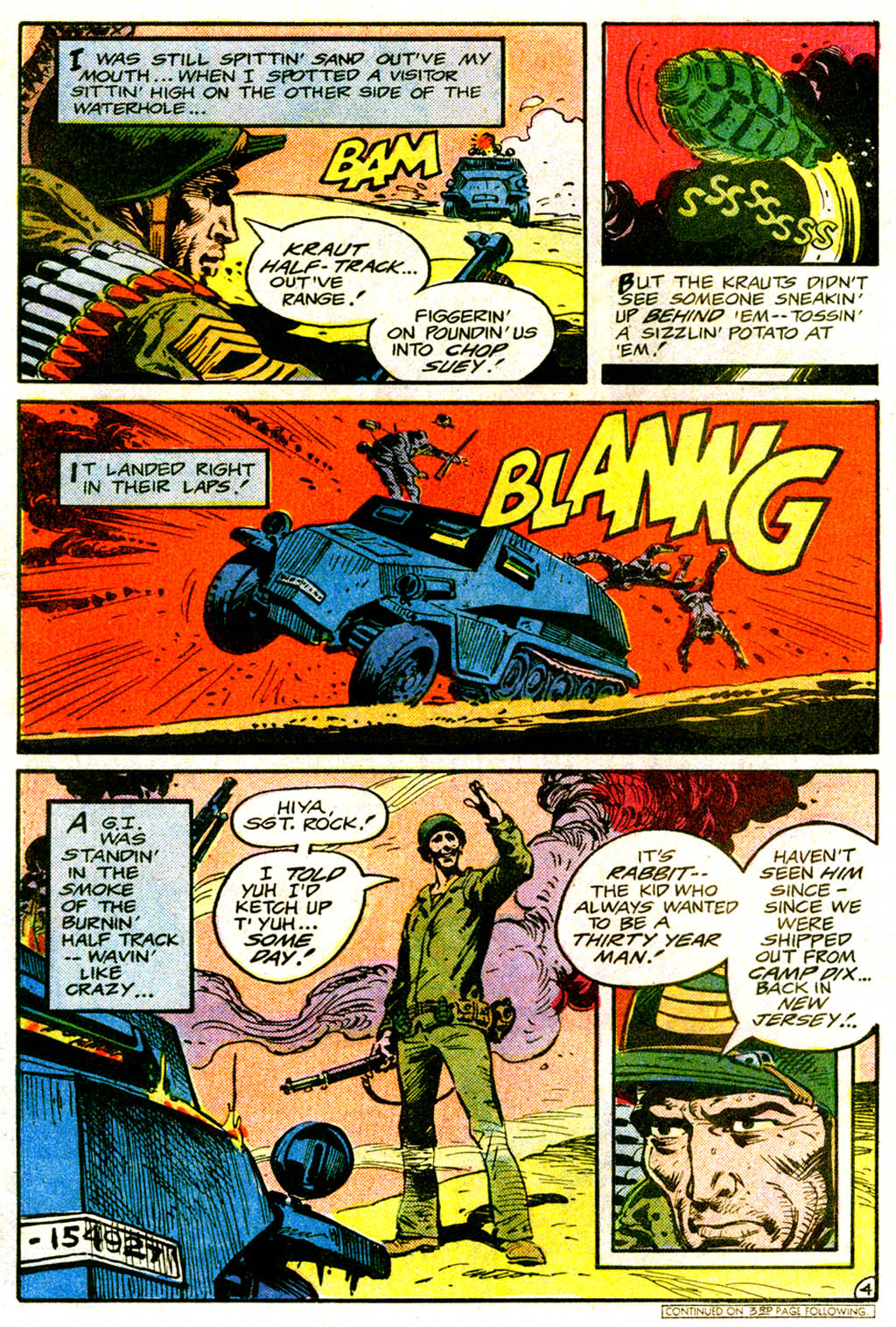 Sgt. Rock issue 366 - Page 5