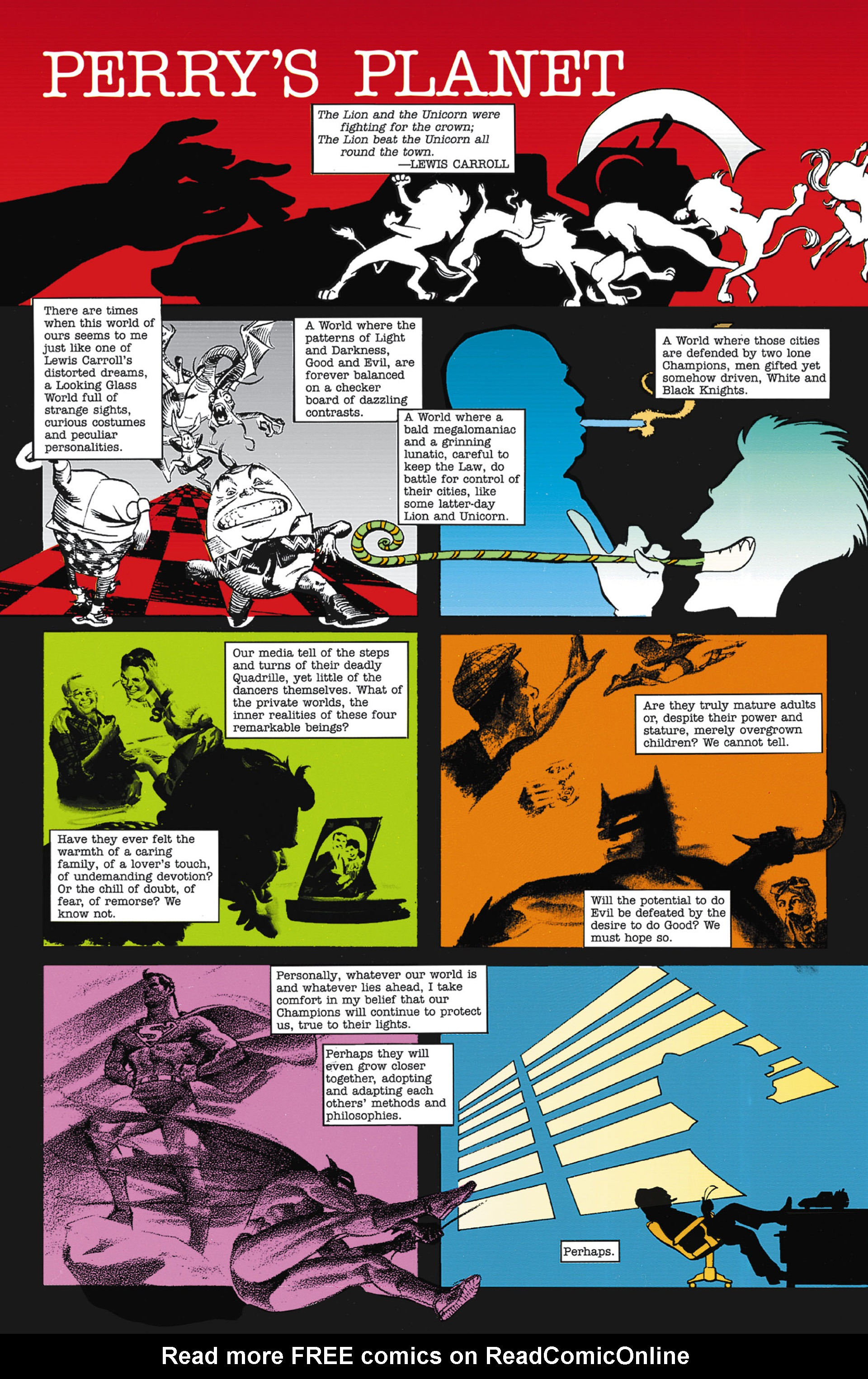 Read online World's Finest (1990) comic -  Issue #3 - 44