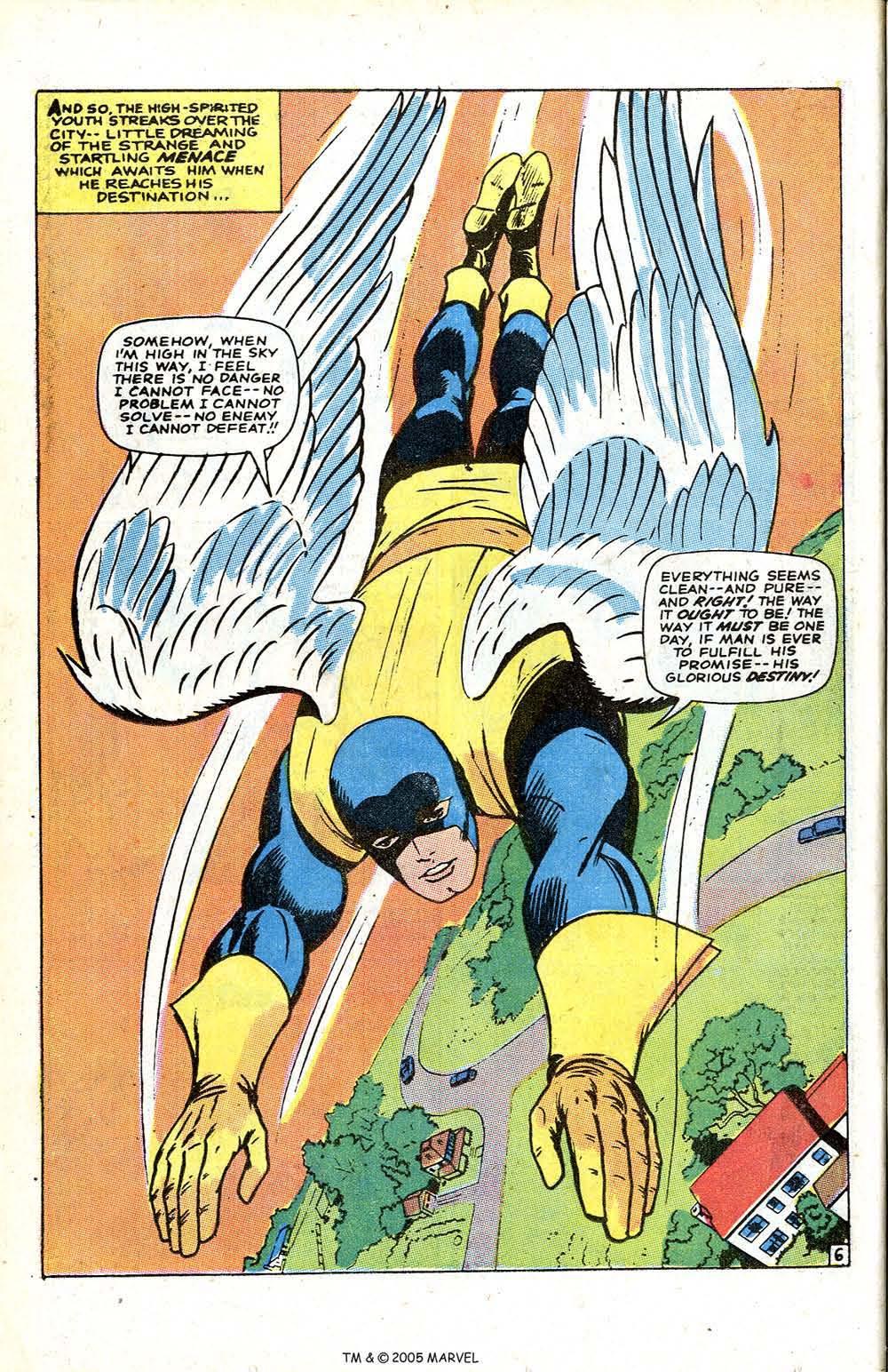 Uncanny X-Men (1963) issue 70 - Page 8