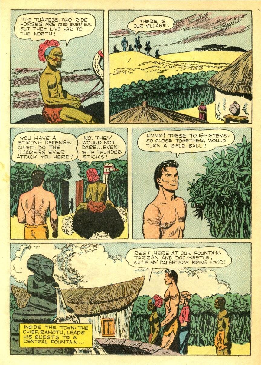 Tarzan (1948) issue 56 - Page 8
