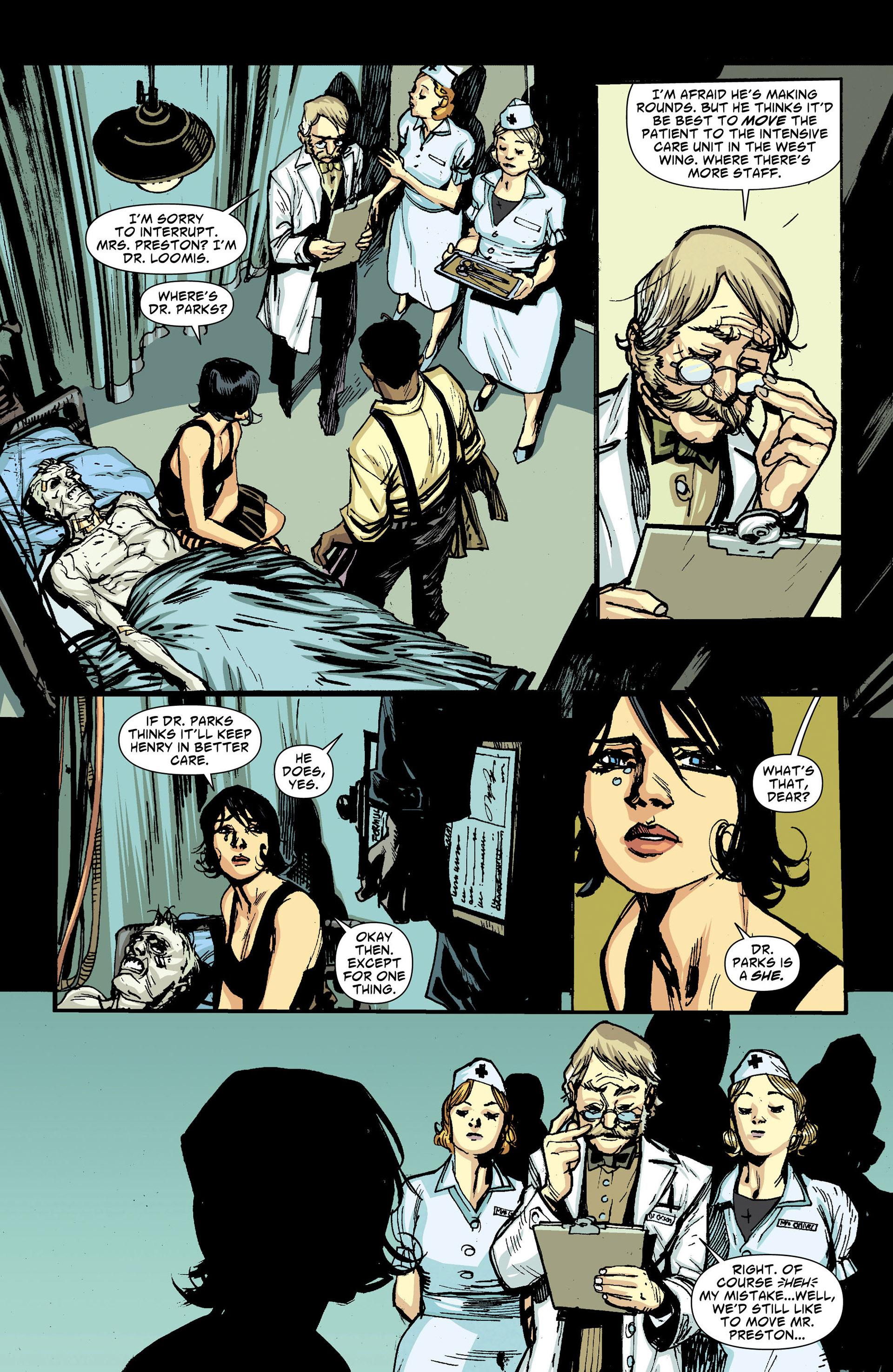 Read online American Vampire comic -  Issue #28 - 8