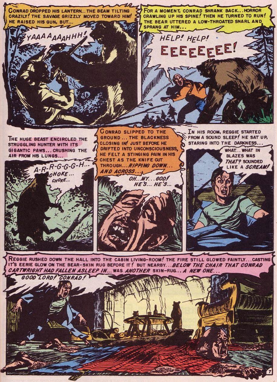 Read online Shock SuspenStories comic -  Issue #1 - 31