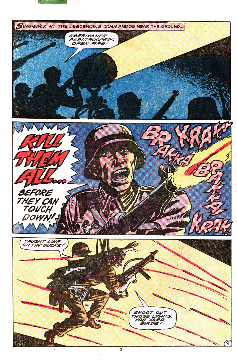 Read online Sgt. Fury comic -  Issue #164 - 14