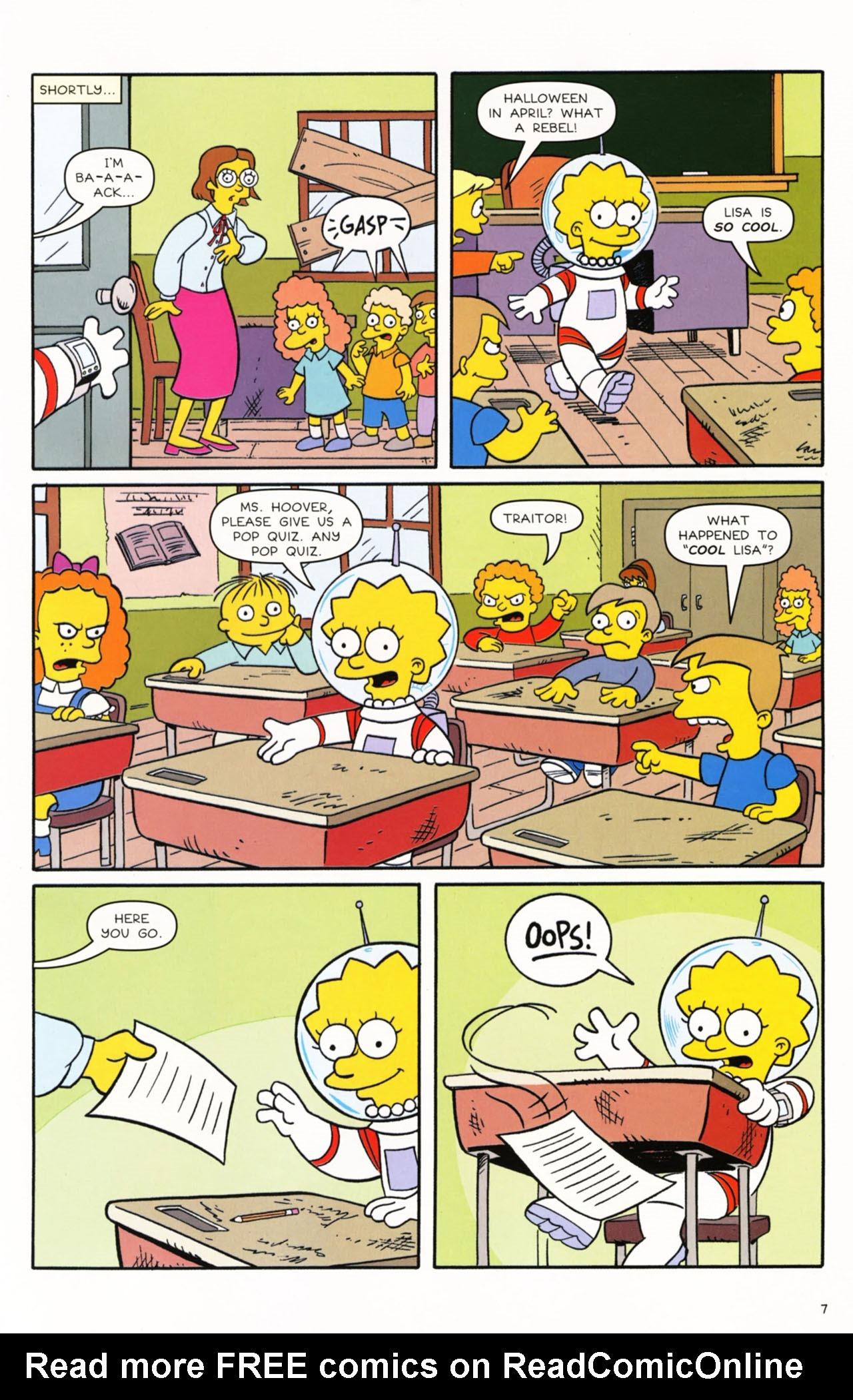 Read online Simpsons Comics Presents Bart Simpson comic -  Issue #53 - 9