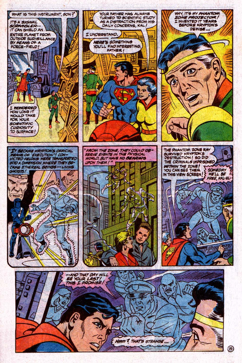Read online Action Comics (1938) comic -  Issue #582 - 21