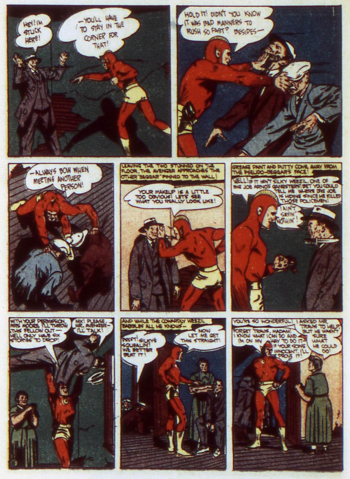 Detective Comics (1937) 61 Page 35