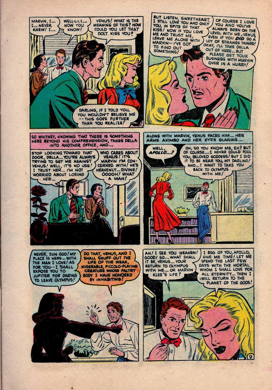 Venus (1948) issue 9 - Page 13