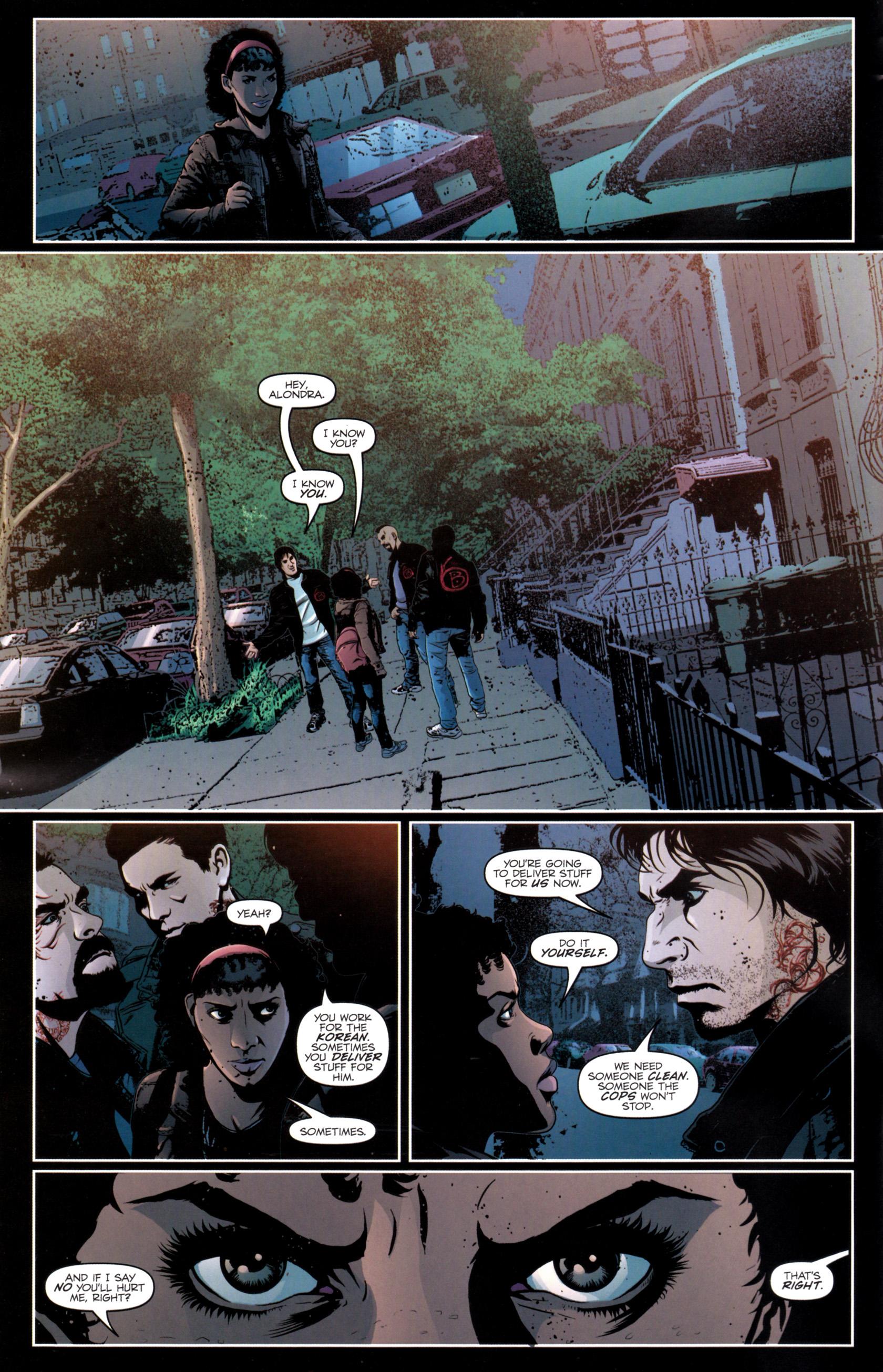 Read online G.I. Joe: Snake Eyes comic -  Issue #12 - 9