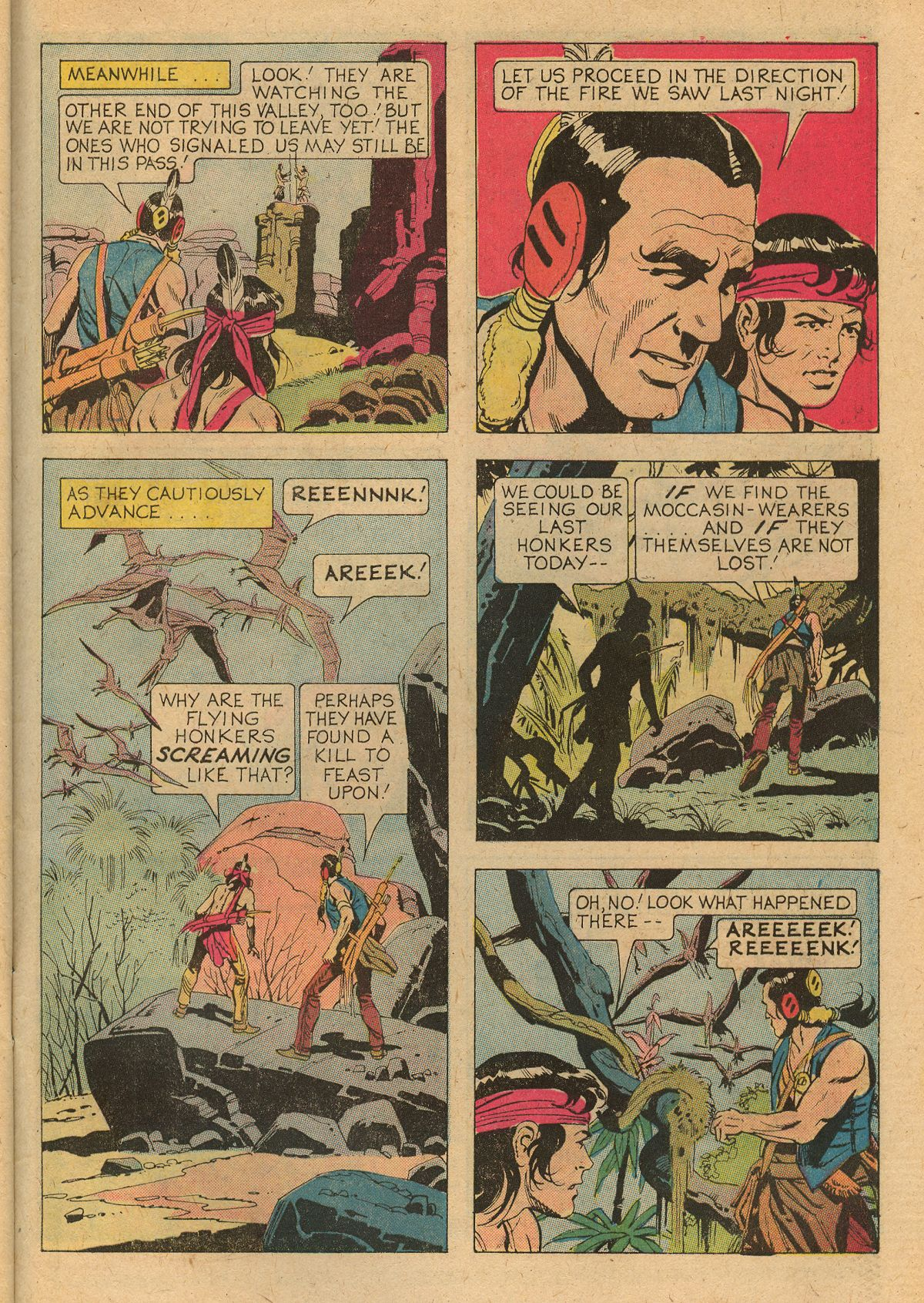Read online Turok, Son of Stone comic -  Issue #107 - 31