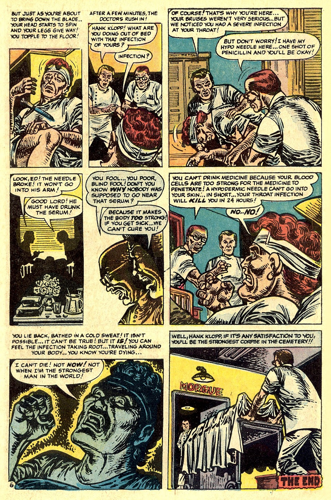 Journey Into Mystery (1972) issue 6 - Page 30