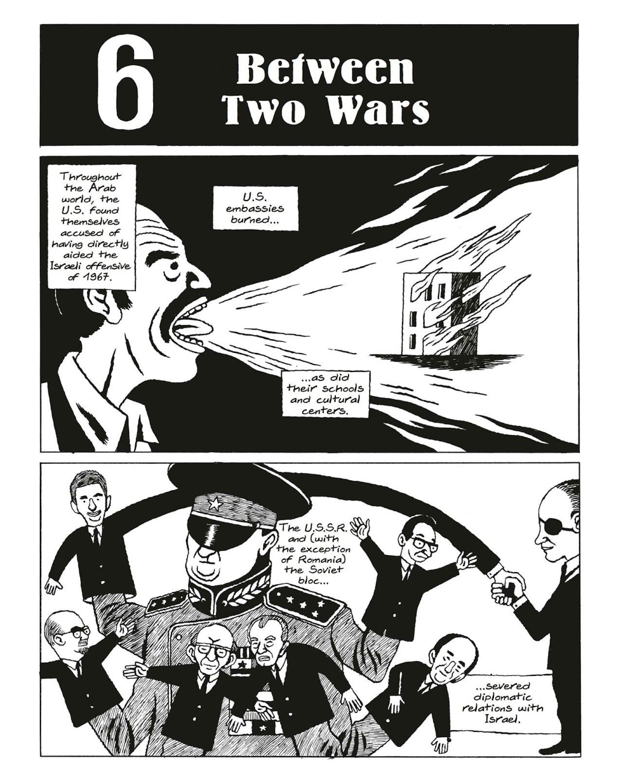 Best of Enemies: A History of US and Middle East Relations issue TPB_2 - Page 38