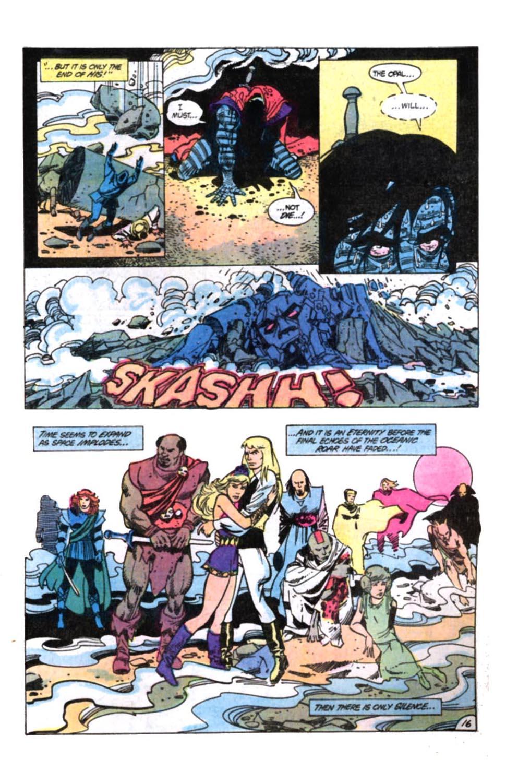 Read online Amethyst, Princess of Gemworld comic -  Issue #12 - 16
