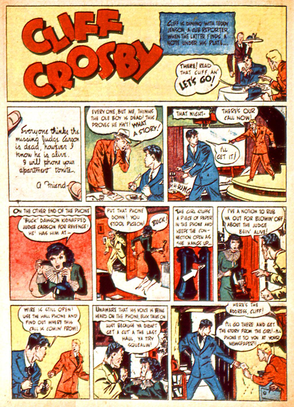 Read online Detective Comics (1937) comic -  Issue #37 - 49
