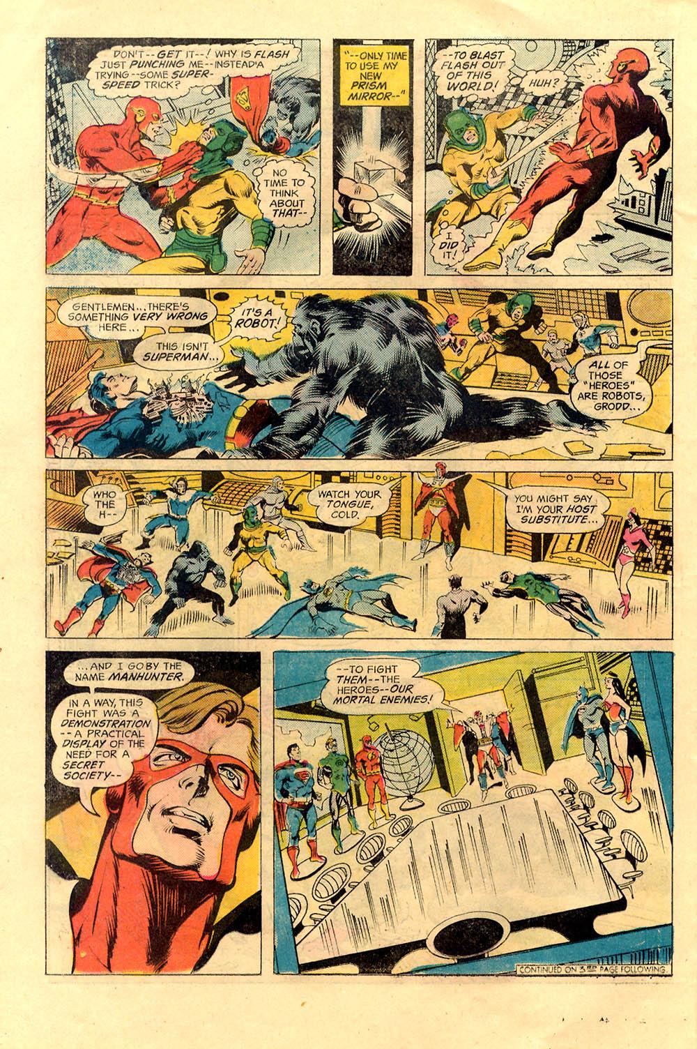 Read online Secret Society of Super-Villains comic -  Issue #1 - 12