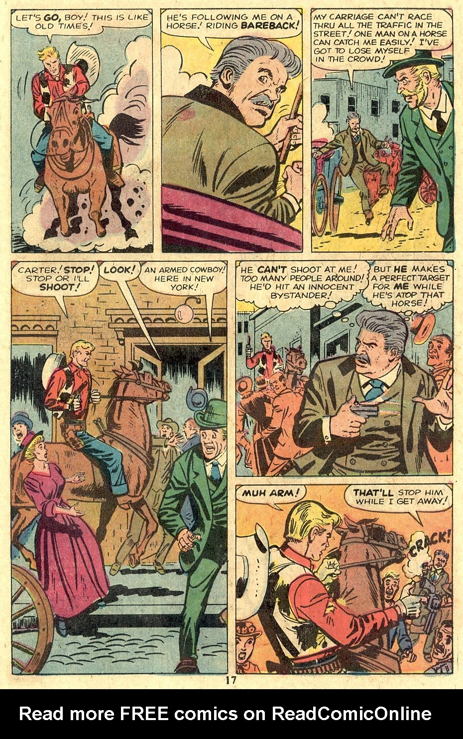 Kid Colt Outlaw issue 185 - Page 19