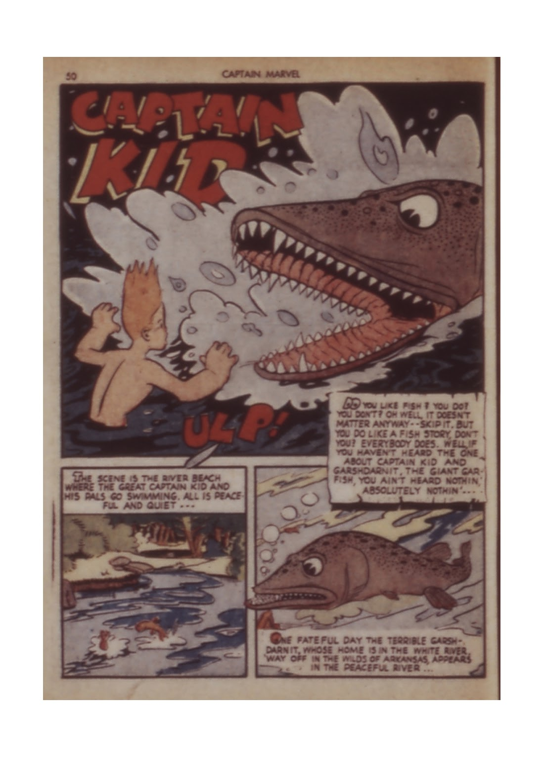 Captain Marvel Adventures issue 11 - Page 50