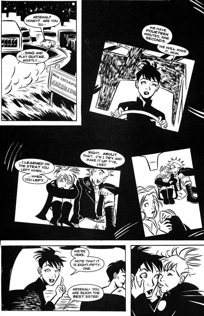 Read online Hopeless Savages comic -  Issue #4 - 19