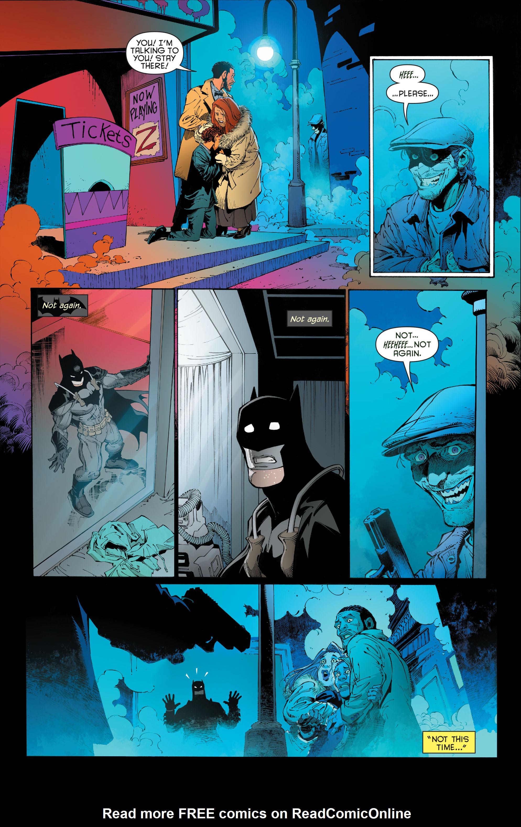 Read online Batman (2011) comic -  Issue # _TPB 7 - 70