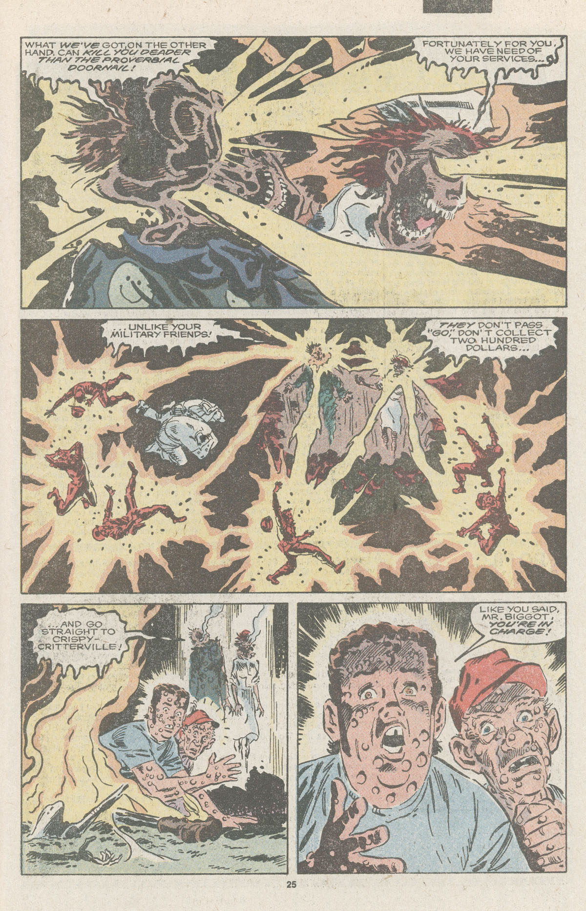 Read online Nth Man the Ultimate Ninja comic -  Issue #11 - 27