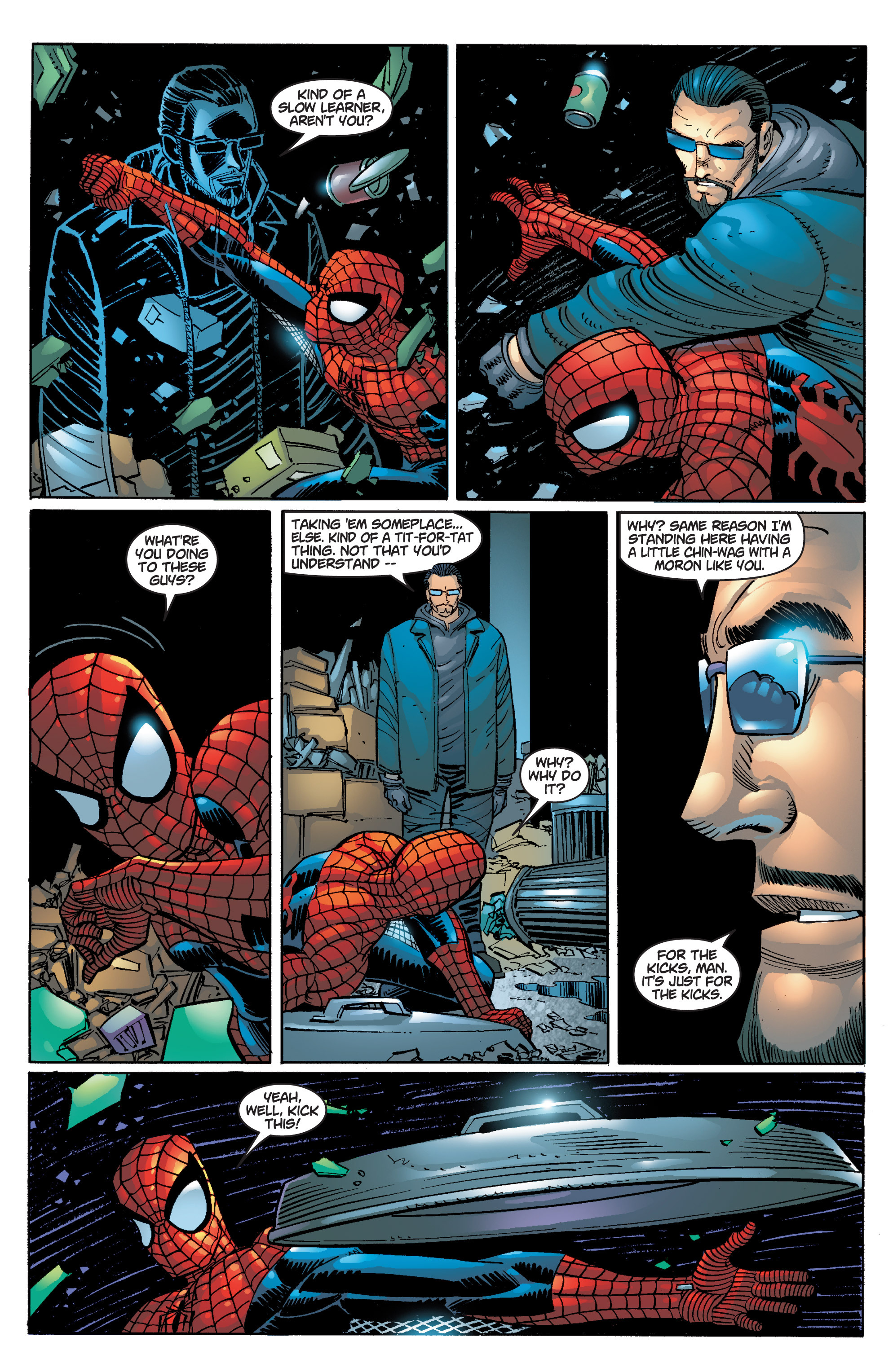The Amazing Spider-Man (1999) 40 Page 16