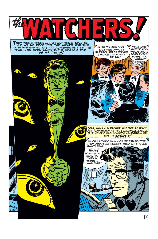 Read online Amazing Adventures (1961) comic -  Issue #5 - 16
