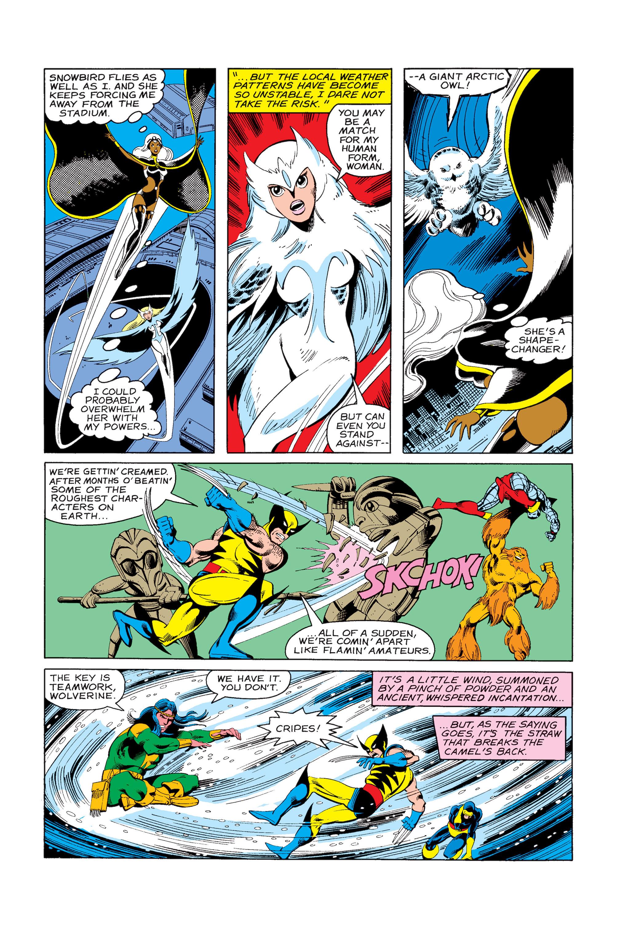 Uncanny X-Men (1963) 121 Page 9