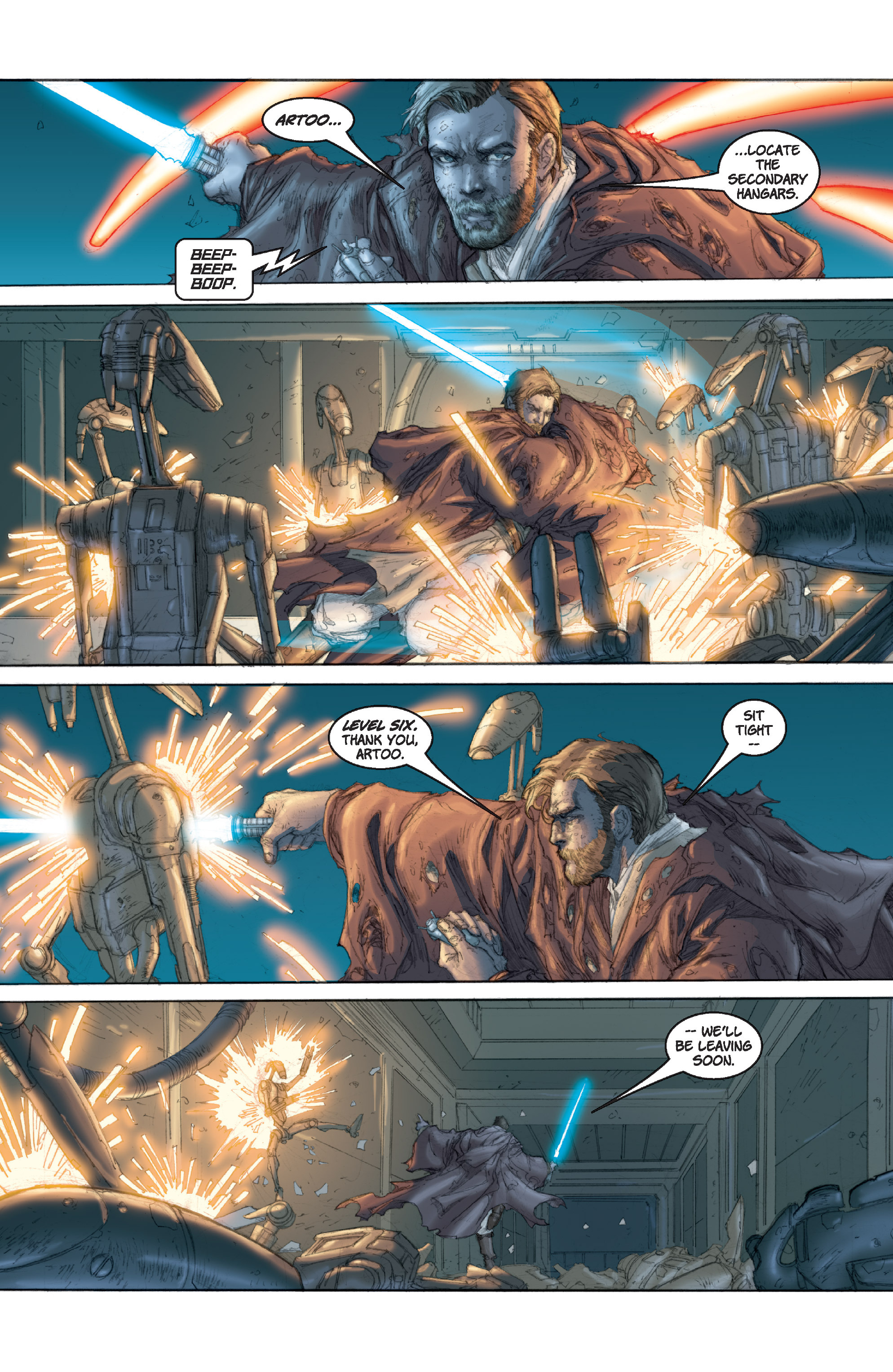 Read online Star Wars Omnibus comic -  Issue # Vol. 26 - 125