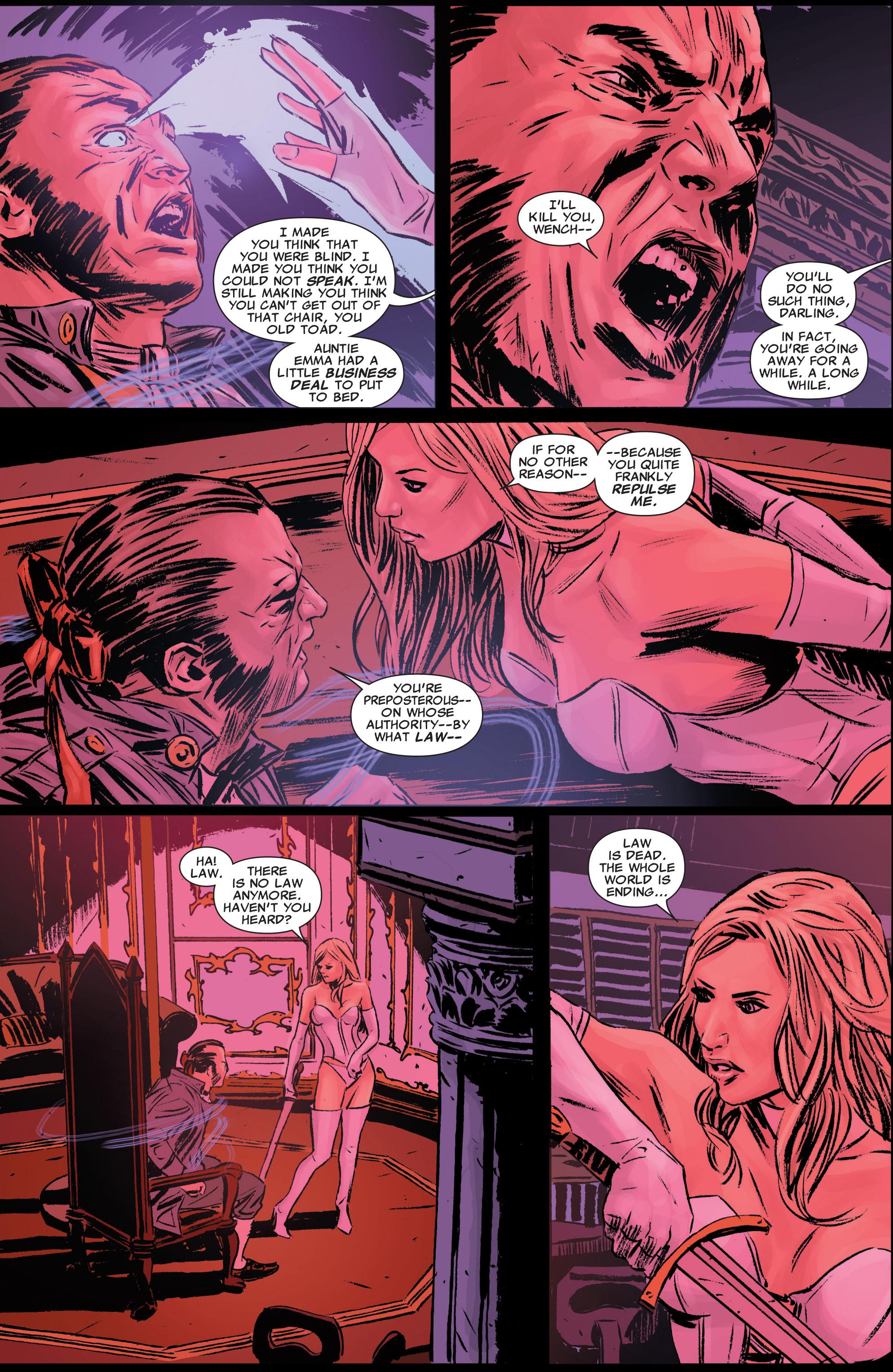 Read online Uncanny X-Men (1963) comic -  Issue # _Annual 2 (2009) - 38